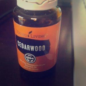 Other - Cedar wood 15ml